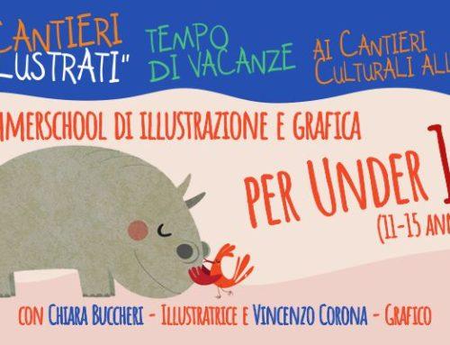 SummerSchool di grafica e illustrazione