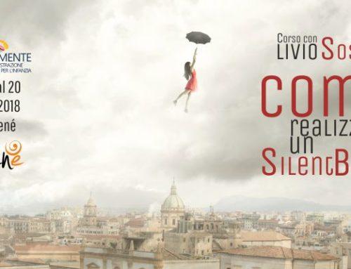 """Corso """"Come realizzare un silent-book"""" con Livio Sossi"""