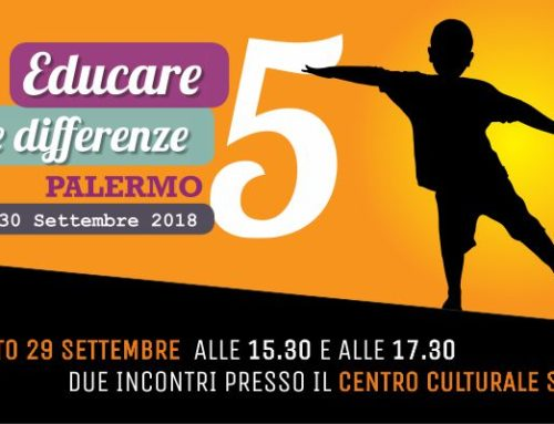"""Educare alle Differenze"" V edizione. Due appuntamenti da Skené"