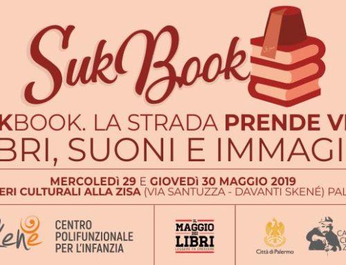 "Skené organizza ""SukBook"", ai Cantieri Culturali alla Zisa di Palermo"